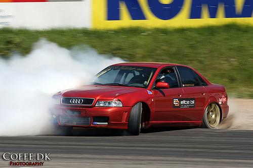 Audi Drift 15 დეკემბერში 2010 Shakson Ucoz Com